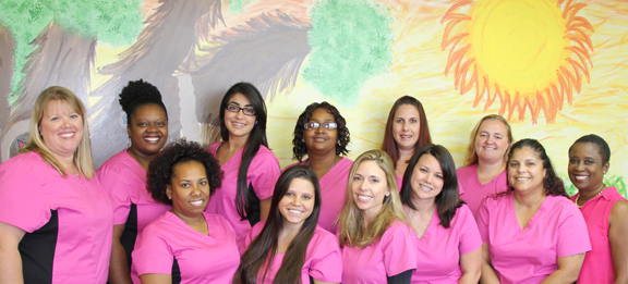 Children's Dental Group Staff